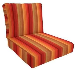 Eddie Bauer Indoor/Outdoor Sunbrella Lounge Chair Cushion