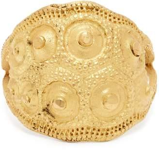 ORIT ELHANATI Drawn 18kt gold ring
