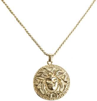 MeDusa Serge DeNimes - Gold Pendant Necklace