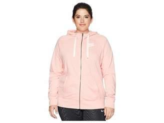Nike NSW Gym Vintage Full Zip Hoodie Women's Sweatshirt