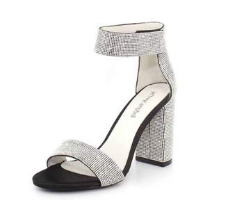Jeffrey Campbell Lindsay JS, Rhinestone Dress Sandal