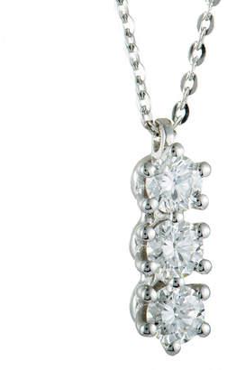 Damiani 18K 0.45 Ct. Tw. Diamond Necklace