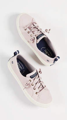 2117fb95e94c4 Sperry Leather Sneakers - ShopStyle