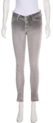 Genetic Los Angeles Low-Rise Skinny Jeans