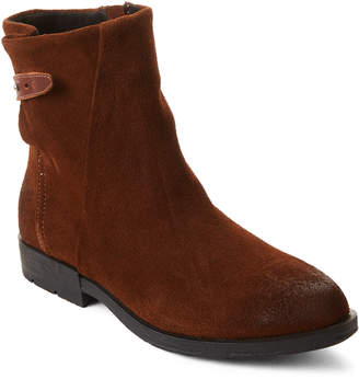 Cougar Brown Yazoo Suede Ankle Boots
