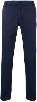 Entre Amis slim-fit trousers