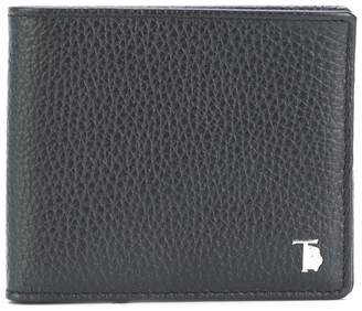 Tod's classic bi-fold wallet