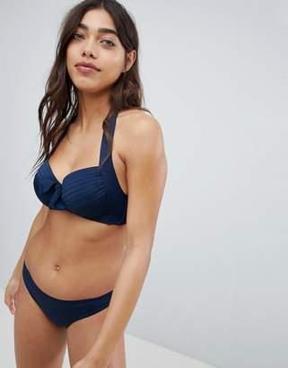 Seafolly Soft Cup Halter Bikini Top