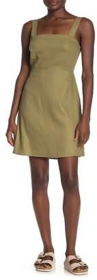 Cotton On Krissy Square Neck Sleeveless Woven Dress