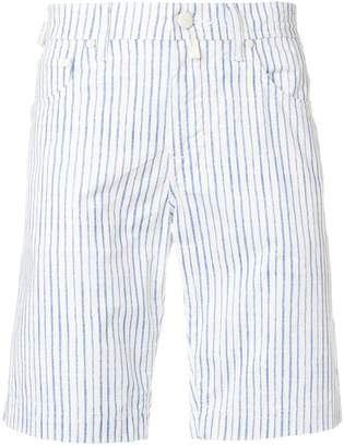 Jacob Cohen slim handkerchief shorts