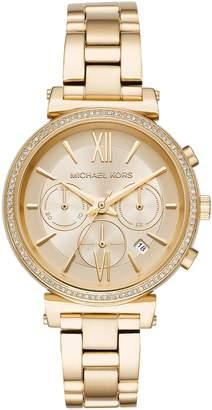 Michael Kors Sofie Chronograph Bracelet Watch, 39mm