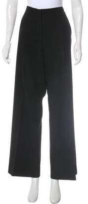 Loro Piana High-Rise Wide-Leg Pants