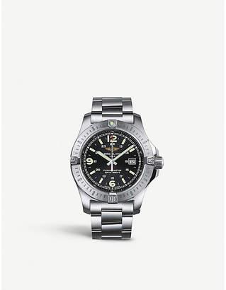 Breitling Colt quartz stainless steel watch