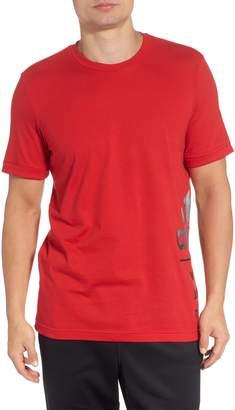 adidas 3-Stripes Wraparound Graphic T-Shirt