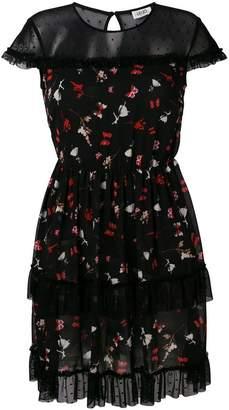Liu Jo butterfly-print dress