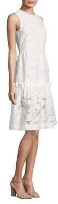 Mother of Pearl Ellie Floral A-Line Dress