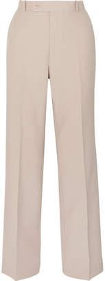 Helmut Lang Woven Wide-leg Pants - Cream