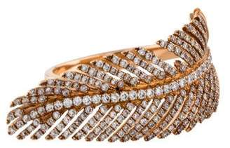 Anita Ko Diamond Feather Ring