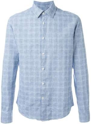 Woolrich plaid button down shirt
