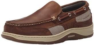 Sebago Men's Clovehitch Slip-on Boat Shoe 7 W