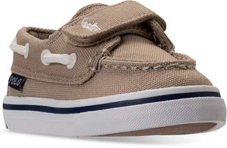 Polo Ralph Lauren Toddler Boys' Batten Stay-Put Closure Boat Sneakers from Finish Line