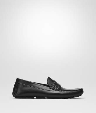 Bottega Veneta NERO CALF WAVE DRIVER