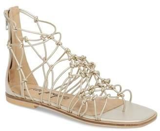 Free People Forget Me Knot Gladiator Sandal (Women)