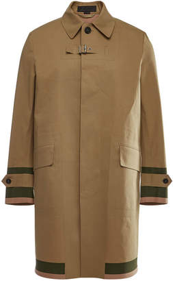 Stella McCartney Luther Cotton Trench Coat
