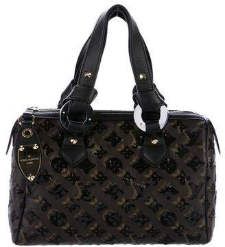 Louis Vuitton Monogram Eclipse Speedy 28