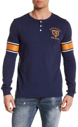 Junk Food Clothing Chicago Bears Henley