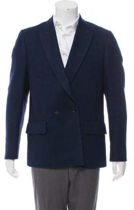 Paul Smith Wool Double-Breasted Sport Coat
