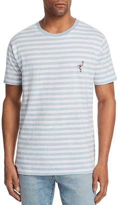 Barney Cools Striped Flamingo Tee - 100% Exclusive