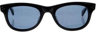Mark McNairy New Amsterdam Round Tinted Sunglasses