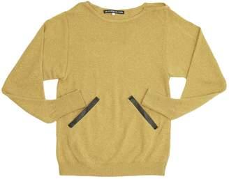 Les Prairies de Paris Camel Other Knitwear