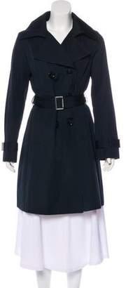 MICHAEL Michael Kors Knee-Length Belted Coat