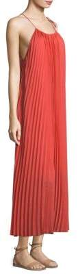Escada Sport Pleated Maxi Dress