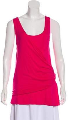 Marc by Marc Jacobs Sleeveless Draped Top