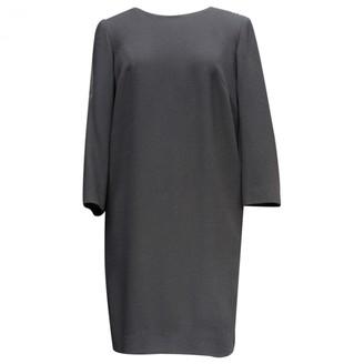 Pierre Cardin Black Wool Dress for Women Vintage