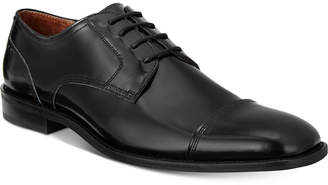 Johnston & Murphy Men's Knowland Cap-Toe Oxfords