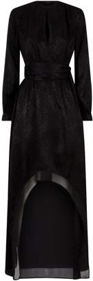 AllSaints Tessa High-Low Dress