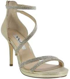 Nina Reed Strappy Sandals
