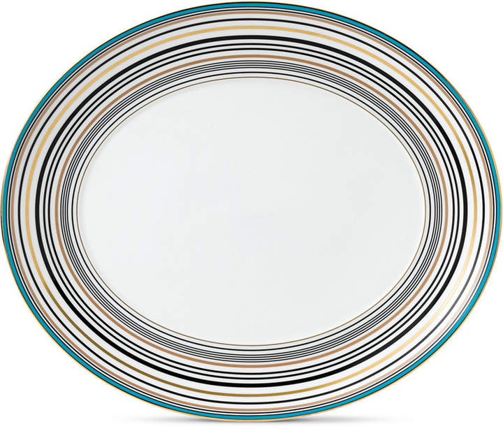 Wedgwood Vibrance Collection Oval Serving Platter