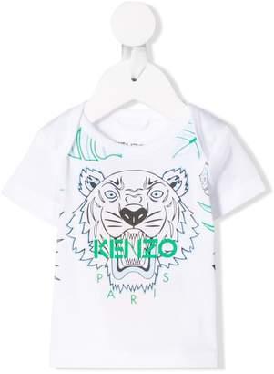 c36bbd5e9 Kenzo White Boys' Tees - ShopStyle