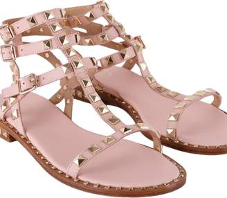 Ash Poison Leather Sandals