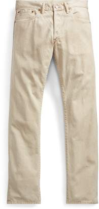 Ralph Lauren Low Straight Corduroy Pant