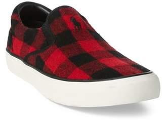 Polo Ralph Lauren Thompson Wool Slip-On Sneaker