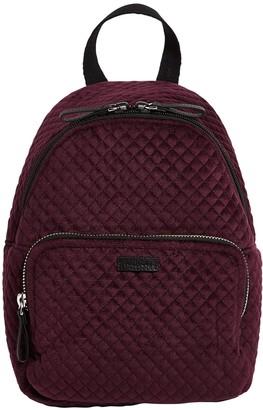 Vera Bradley Velvet Mini Backpack