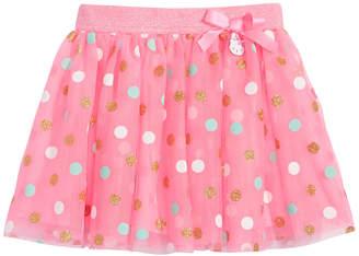 Hello Kitty Toddler Girls Dot-Print Tutu Skirt