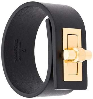 Tom Ford buckle cuff bracelet