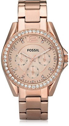Fossil Riley Stainless Steel Women's Watch